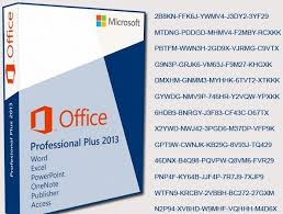 Microsoft Office 2013 Product Key Generator With Crack