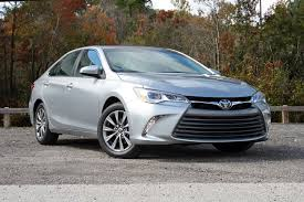 2015 Toyota Camry XLE - Driven - YouTube