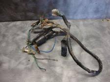 honda xr250l wires electrical cabling 1986 honda xr250r xr250 xr 250 r dirt bike e4 electrical wires harness wiring