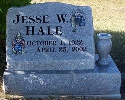 Jesse William Hale (1922-2002) - Find A Grave Memorial
