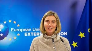 Image result for Federica Mogherini,