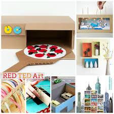Shoebox Bedroom 30 Shoe Box Craft Ideas Red Ted Arts Blog
