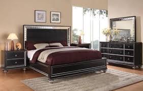 Mirrored Bedroom Furniture 1