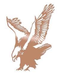 tanelorn coppertone flying eagle metal