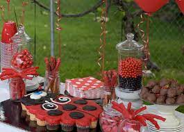 perfect birthday table on a budget