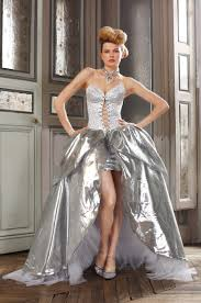 eli shay wedding dress collections 2012 catechu silver dress