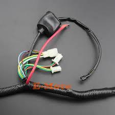 buggy wiring harness loom gy6 engine 125 150cc quad atv go kart buggy wiring harness loom gy6 engine 125 150cc quad atv go kart kandi go kart