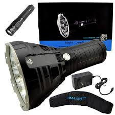 Lumintrail Keychain Light Imalent R90c Rechargeable Flashlight Searchlight 20000 Lumens Cree Xhp35 Hi Leds Bundle With A Lumintrail Keychain Flashlight