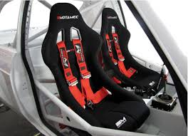 bucket seats are very difficult to modify so they support healthy posture
