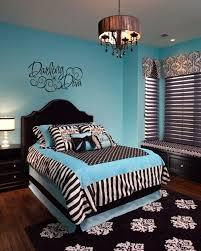 Paris Teen Girls Bedroom Ideas   Black And Blue Teenage Girl Bedroom Ideas