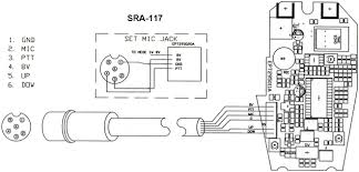 alignment procedures for ranger communications radios sra 117 6 pin mic