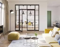 Industriele Woonkamer Kleur Huisdecoratie Ideeën