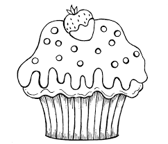 Small Picture cupcake coloring pages Coloring Pages