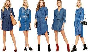 Delectable denim dresses to try this season | All4Women