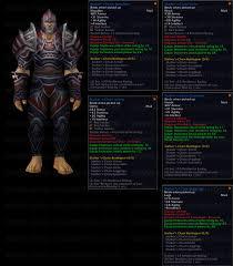 paladin holy retribution priest holy shadow rogue shaman restoration elemental enhancement