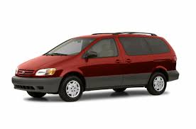 2002 Toyota Sienna Specs and Prices