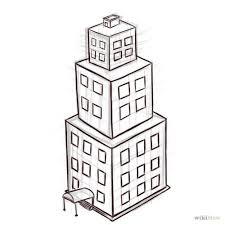 architectural drawings of buildings. Modren Buildings 28 Collection Of Simple Building Drawing  High Quality Free Cliparts  Drawings And Coloring Pages For Teachers Students Everyone  ClipartXtras Inside Architectural Drawings Of Buildings N