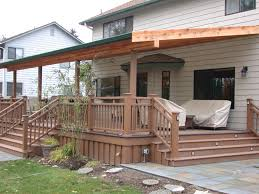 back to simple outdoor covered patio ideas