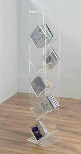 Acrylic Tiered Display Stands Tier Literature Rack Dry Food Candy Acrylic Product Display Stands 98