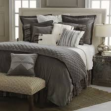 hi end accents whistler gray comforter pauls home fashions gray bedding sets