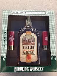 bird dog peach whiskey with shotgun s shot gles chopin vodka gift set