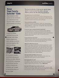 how much does a safelite repair cost