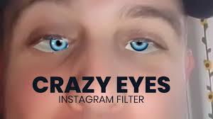 <b>CRAZY EYES</b> - Funny Instagram Selfie Effect! - YouTube
