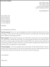 Ideas Collection Fresh Graduate Cover Letter Sample Excellent Cover