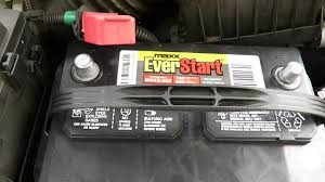 Odyssey Battery Size Chart How To Change The Battery On A Honda Odyssey