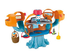 Octonauts Bedroom Decor Amazoncom Fisher Price Octonauts Octopod Playset Toys Games