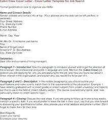 Example Of Strong Cover Letters Cabin Crew Cover Letter Resume Of Cabin Crew Resume For Cabin Crew