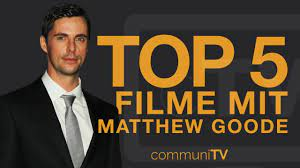 TOP 5: Matthew Goode Filme - YouTube
