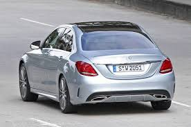 2015 Mercedes Benz C-Class Spy Shots Revealed | RichesRides