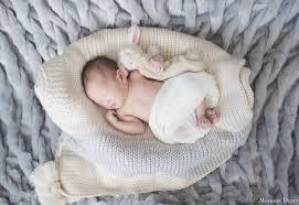 diy newborn photography mommy diary
