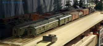 train lengths sector plate