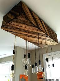 edison bulb chandelier how to make an diy