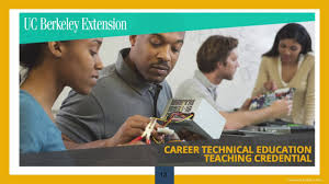 Designated Subjects Vocational Education Teaching Credential Designated Subjects Career Technical Education Teaching