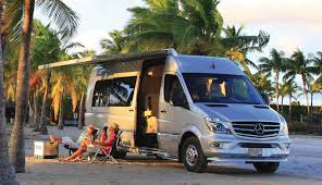 How to charge jump start 3.0 sprinter diesel 2007 dodge mercedes. Airstream S Tommy Bahama Van Takes Mercedes Sprinter To The Beach