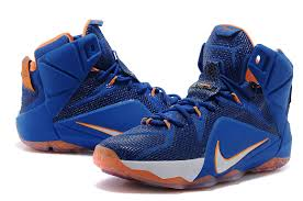 lebron james shoes 12 for kids. nike lebron 12 royal blue orange white . james shoes for kids