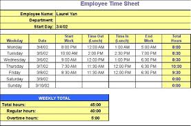 3 Timesheet Calculator Free Download