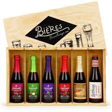 bienmanger paniers garnis fruity belgian beers gift set