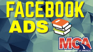 mca facebook ads training work from home