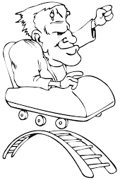 Index Of Coloringpagesfrankenstein Coloring Pages