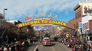 Golden Co Parade Of Lights Olde Golden Christmas Holiday Activities Golden Chamber