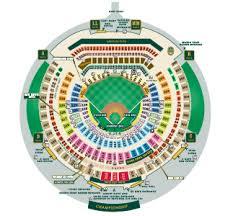Oakland Coliseum Seating Chart Baseball 64 Unbiased Oakland Coliseum Sections