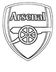 High quality arsenal logo gifts and merchandise. Arsenal Logo Black And White Estampas Infantis Flamengo Papel De Parede Estampas
