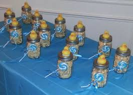 Decorating With Mason Jars For Baby Shower Baby Shower Favors Using Mason Jars diabetesmang 54