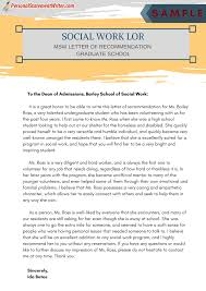 Pin By Personal Statement Writer Samples On Msw Letter