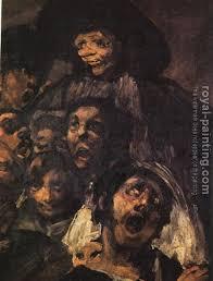 francisco de goya the black paintings