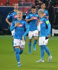 Società Sportiva Calcio Napoli 2019-2020 - Wikipedia